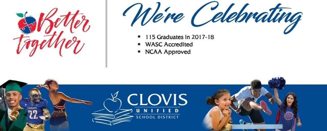 Clovis Online Awards